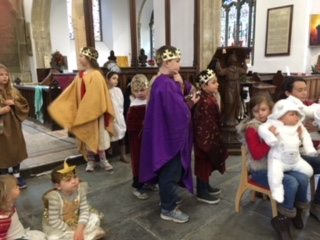 Nativity kings